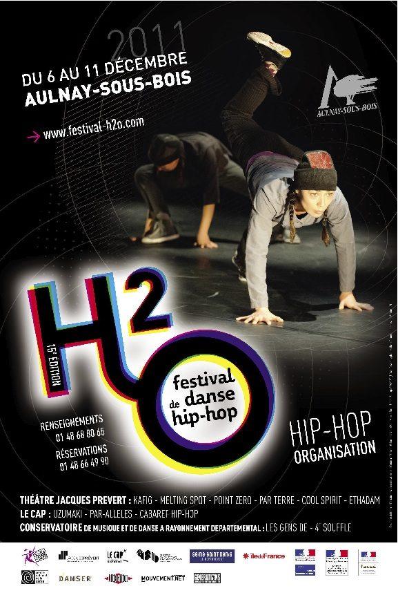Festival H2O, rendez-vous incontournable de danse hip-hop