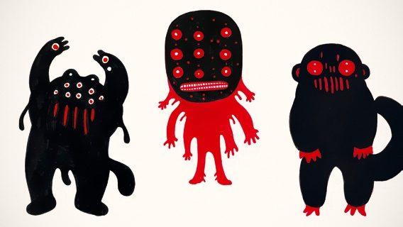 Pictoplasma : les créatures ont enfin leur festival à la Gaîté Lyrique !