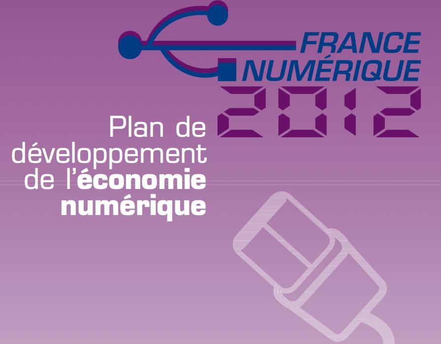 Eric Besson et son plan France Numérique
