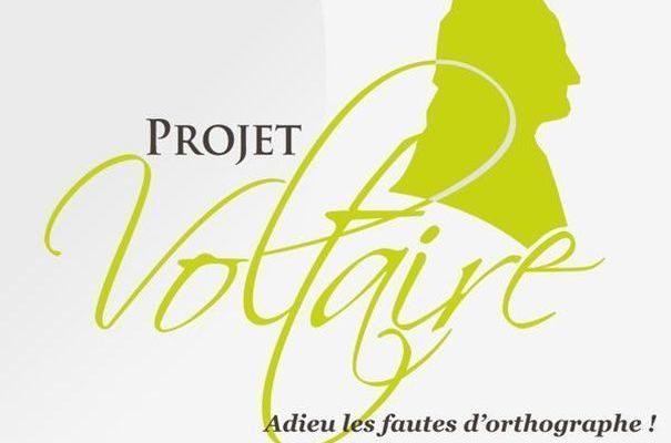 L'appli Projet Voltaire : «dîteux adieu ô fotes d'orthographe»