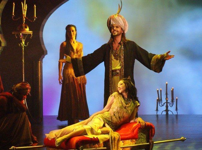 Shéhérazade de Félix Gray aux Folies Bergères : orientalisme de fête