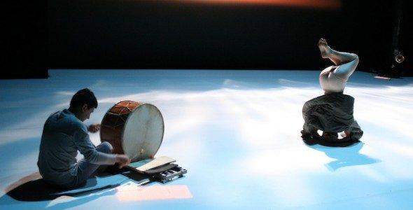 John Cage mis en chorégraphie par Olivia Grandville