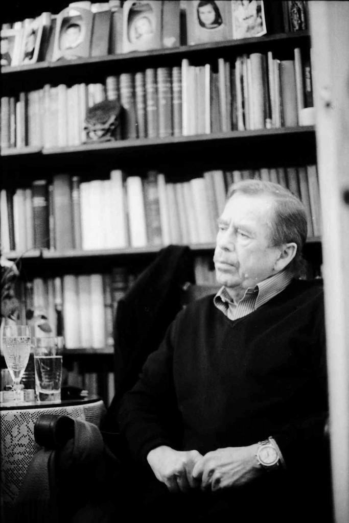 Décès de Vaclav Havel