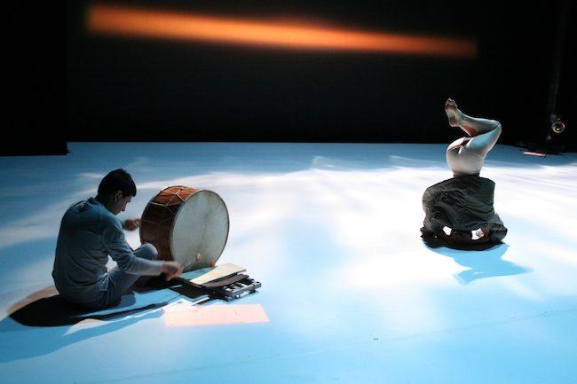 Le 21 décembre à l'Atelier de Paris, la danseuse Olivia Grandville ouvre ses répétitions au public