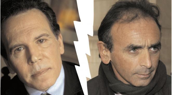 Angelo Rinaldi et Eric Zemmour, le prix de la Discorde