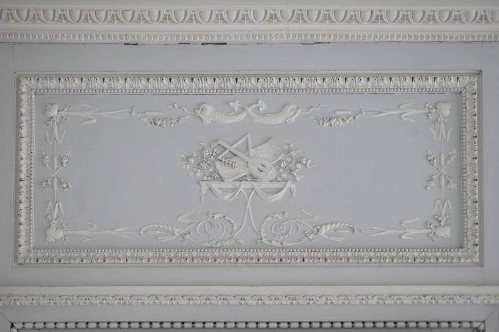 Versailles : la pièce des bains de Marie-Antoinette entièrement restaurée