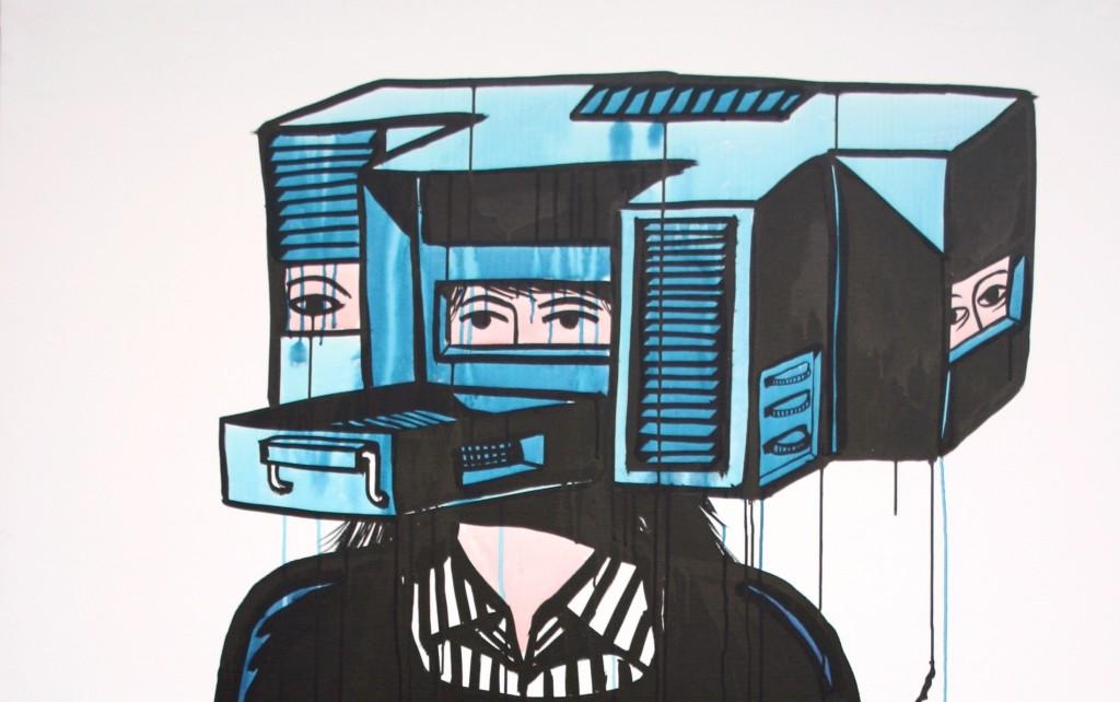 Eko Nugroho, <em></noscript>Témoin hybride</em> de la scène contemporaine indonésienne