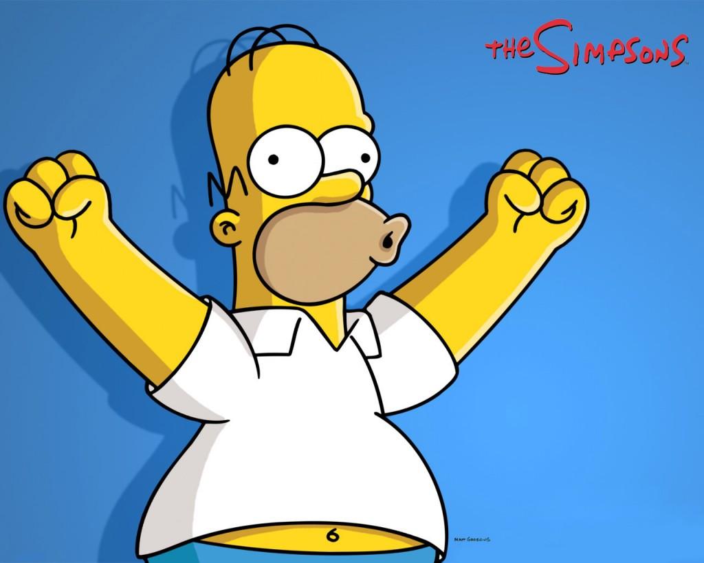 Événement : les Simpson au Virgin Mégastore (25/01/12)