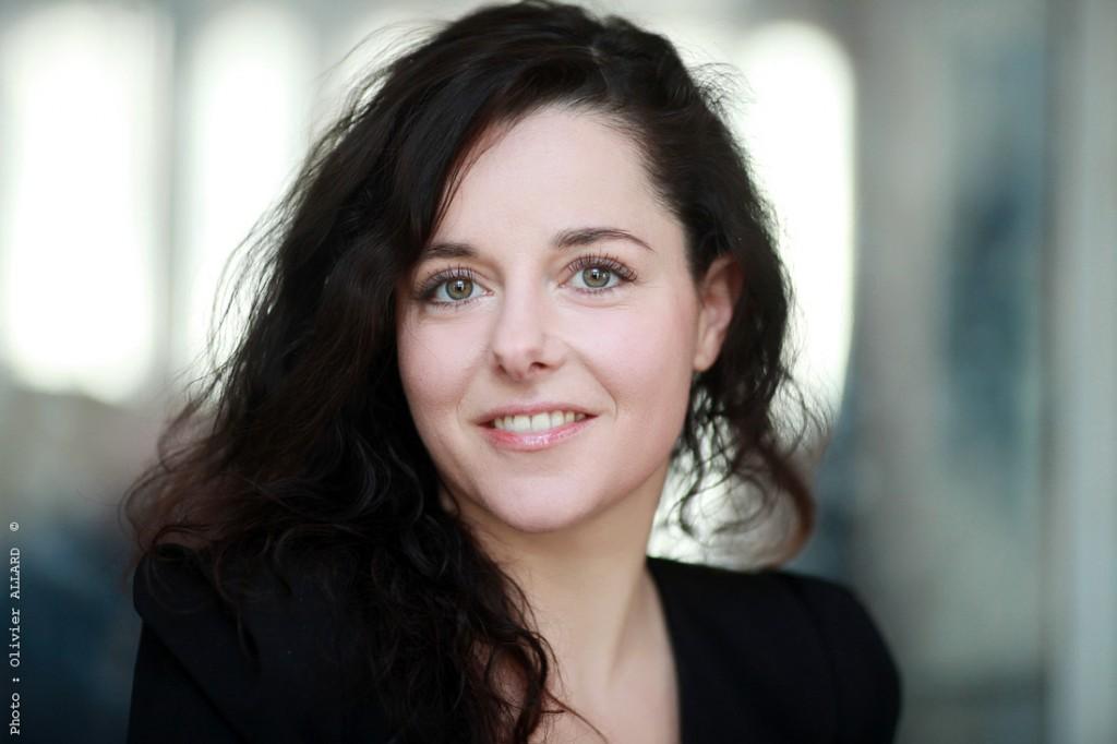 Rencontre avec Laure Calamy, pour la sortie d'Un Monde sans femmes