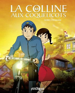 La colline aux coquelicots – Le livre du film