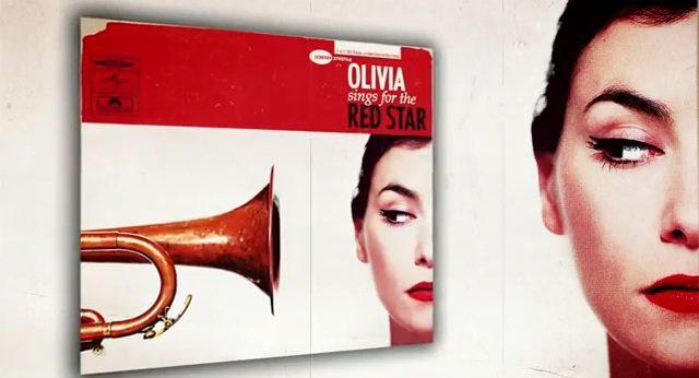 Olivia for the red star : Olivia Ruiz se lance dans le rétro