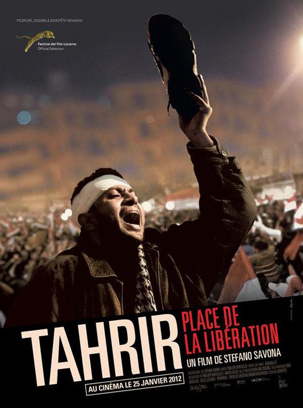Tahrir. Place de la Libération, puissant, passionnant