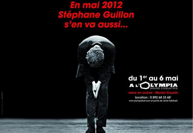 Stephane Guillon censuré dans le metro