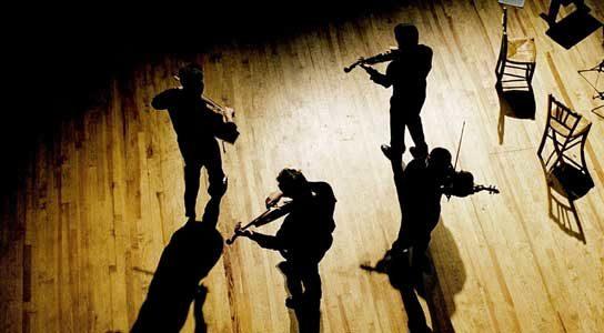 Les quatuors à cordes font leur 5e biennale à la Cité de la Musique