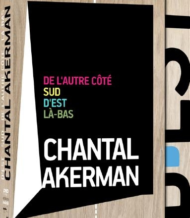 coffret DVD Chantal Akerman_visuel