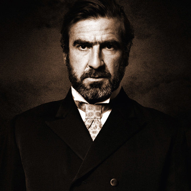 Eric Cantona: Looking for Presidentielle