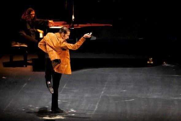 La représentation de FLA.CO.MEN annulée ce soir au Théâtre de la Ville