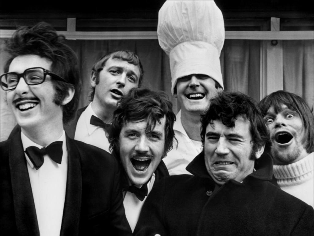 Les Monty Python de retour !