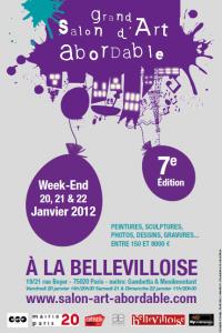 Gagnez 10x2 invitations pour le grand salon d 39 art for Grand salon d art abordable