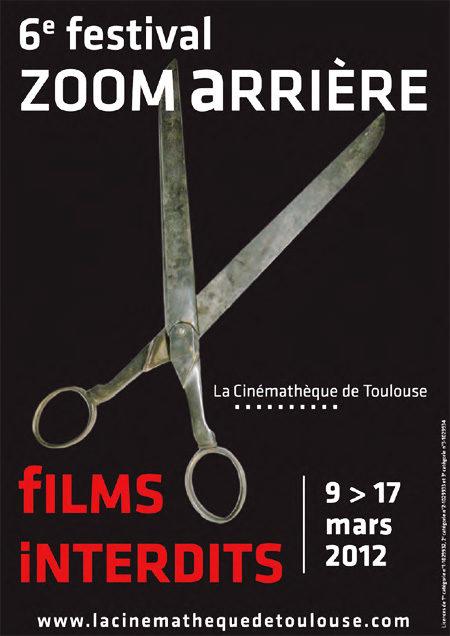 Le festival Zoom Arrière diffuse des films interdits
