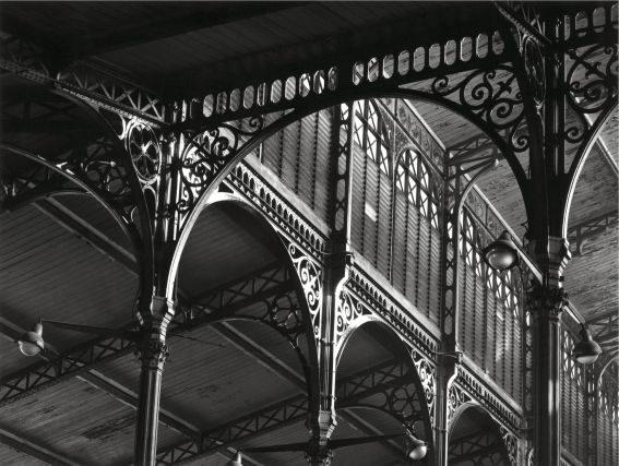 Doisneau Paris les Halles