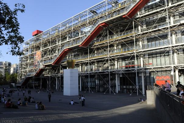 Alain seban est reconduit la t te du centre pompidou for Art minimal centre pompidou