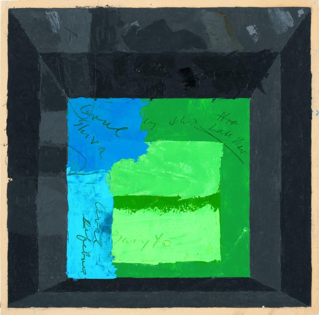 Josef Albers en Amérique