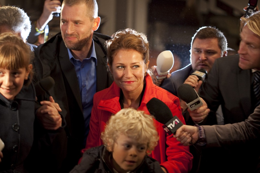 Borgen, la série politique Danoise qui fait la part belle aux femmes