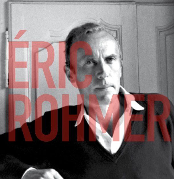 Eric Rohmer à l'honneur le 16 février au Centre Pompidou
