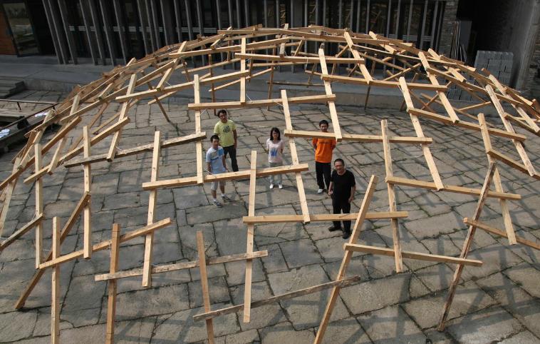 Prix Pritzker 2012 à Wang Shu: le «slow» durable débarque en Chine