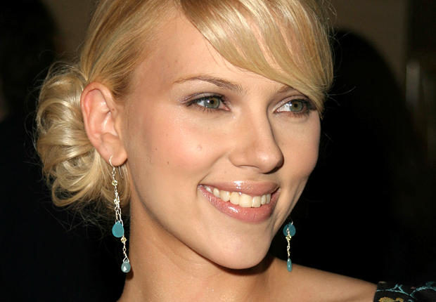 Scarlett Johansson: meilleure actrice internationale