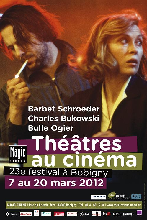 affiche theatre au cinema