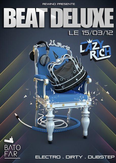 Une nouvelle soirée au Batofar : Beat Deluxe (15/03/2012)