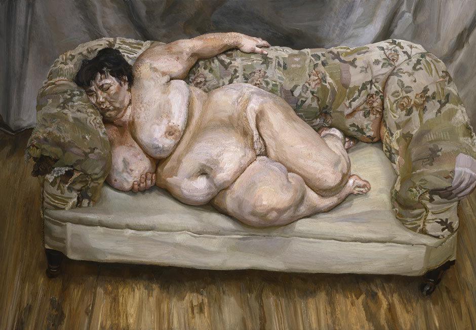 «Lucian Freud – Portraits» à la National Portrait Gallery de Londres