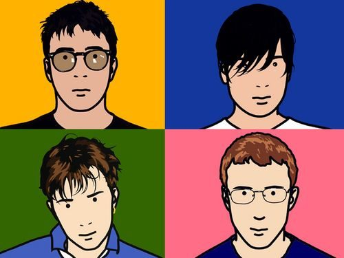 Blur, The Specials et New order clôturent les JO à Londres