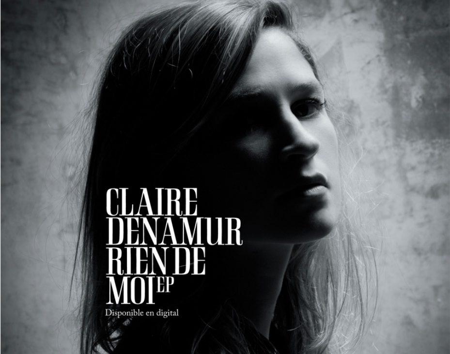 EP : Claire Denamur ajoute quelques reprises à son album Vagabondes