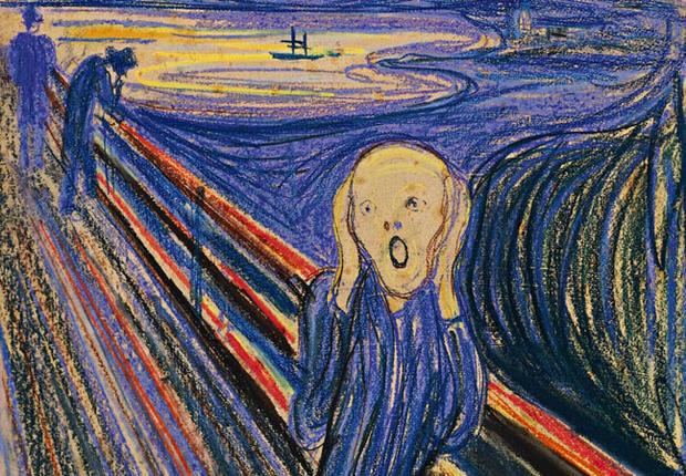 Le Cri de Munch en vente aux enchères