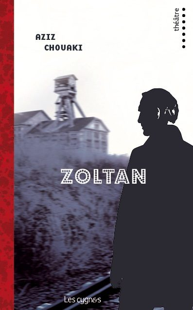 Avec les éditions Les Cygnes : Gagnez 2 ouvrages d'Aziz Chouaki, Zoltan