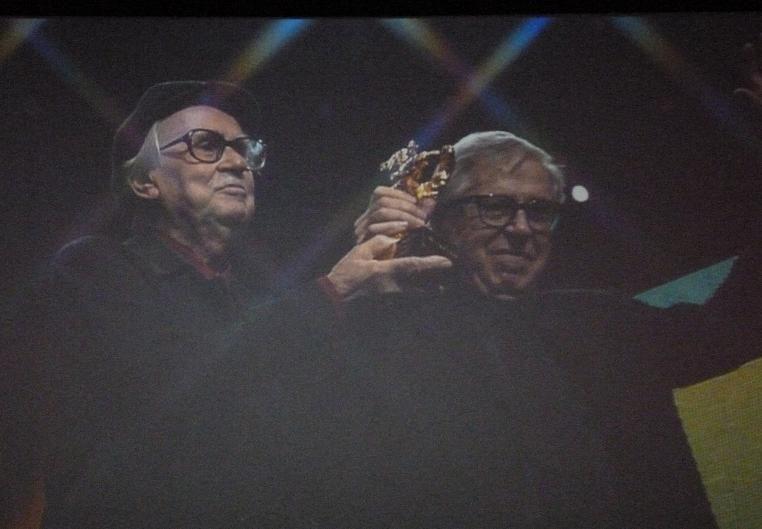 62 e Berlinale : Ours d'or pour Cesare Deve Morire des Frères Taviani