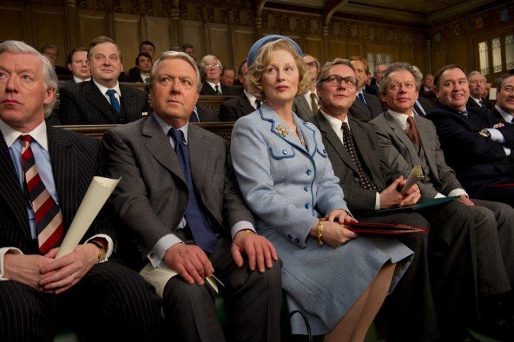 La Dame de fer : Meryl Streep se glisse dans la peau Margaret Thatcher (au cinéma le 15 février 2012)