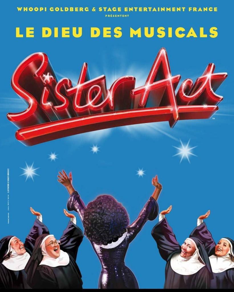 Sister Act : Un calendrier au profit des Toiles Enchantées