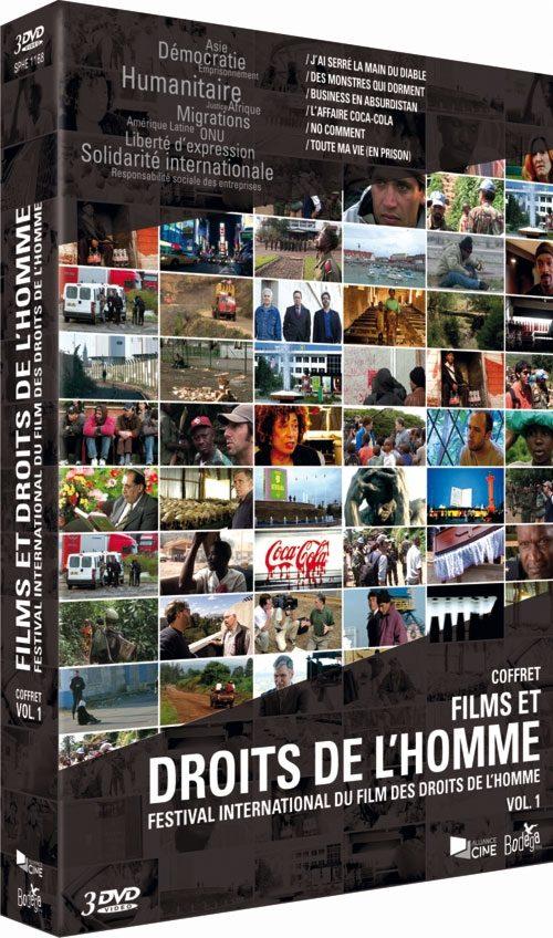 Sortie DVD : Films et Droits de l'Homme (Vol.1)