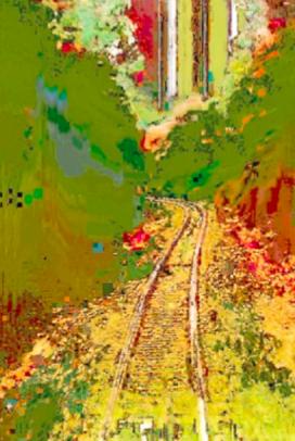 Jacques Perconte : Art numérique à la galerie Charlot