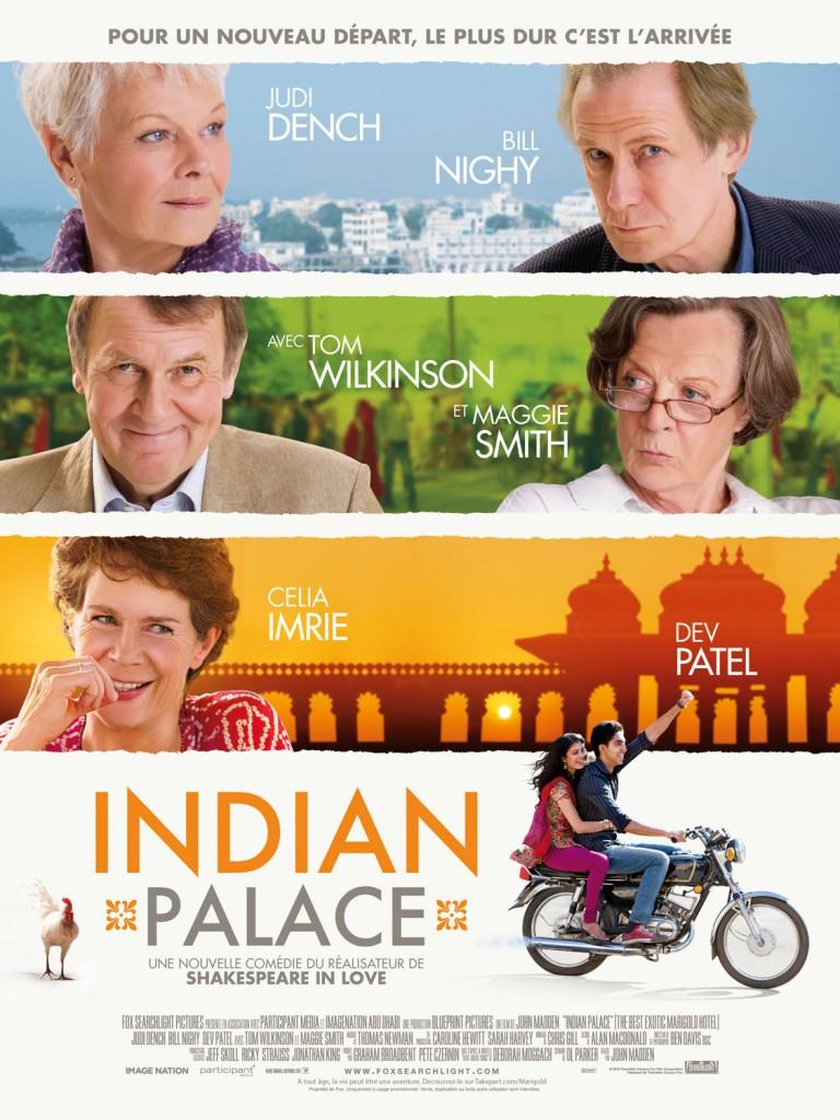 Indian Palace de John Madden