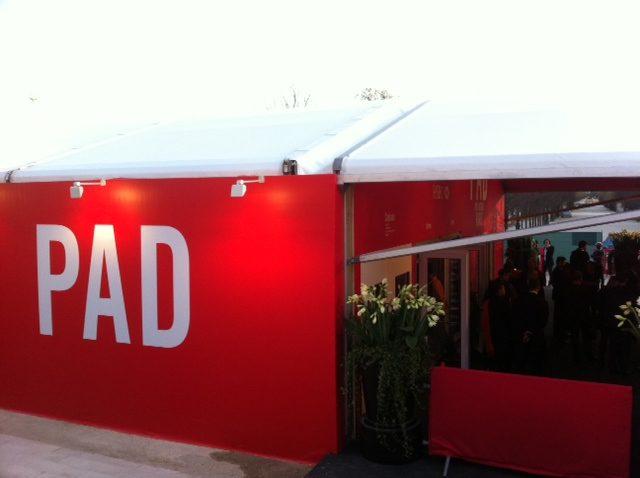 [Live-Report] : Pré-ouverture du Pavillon des Arts et du Design aux Tuileries (26/03/2012)