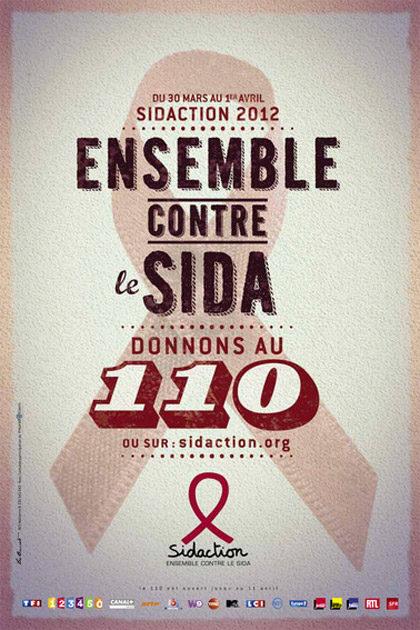 Le Sidaction 2012 : appel aux dons