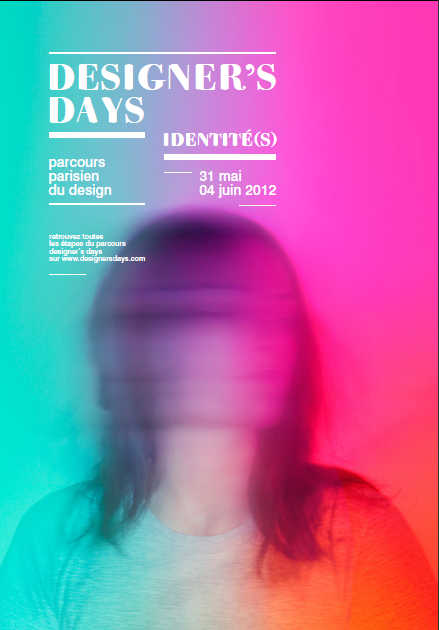 Les Designer's days interrogent l'Identité(s)