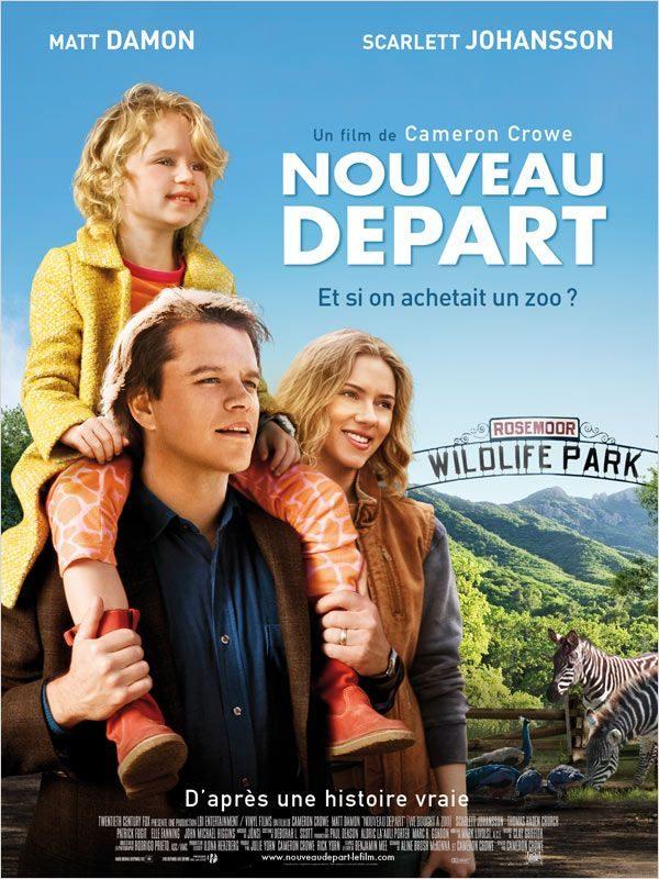 Nouveau départ: fable laborieuse sur le deuil avec Matt Damon et Scarlett Johansson