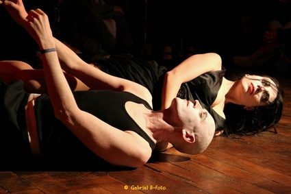 «Amour déchu»: un duo de danse honore la Dorothy's gallery le samedi 10 mars prochain