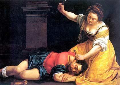 Artemisia Pouvoir, gloire et passions d'une femme peintre